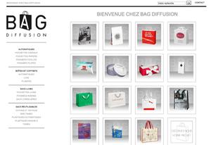 Bag Diffusion, un design épuré