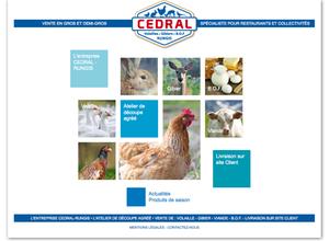 Cedral Rungis, atelier de découpe, vente en gros et demi-gros de volaille