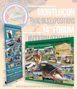L'Organisation Chasse-Pêche s'affiche à Montluçon