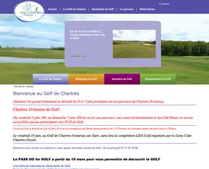 Le Golf de Chartres est ouvert !