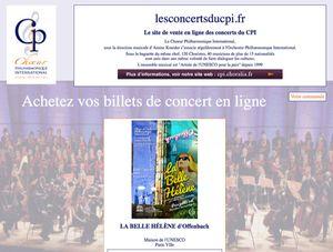 Les réservations pour le concert de la Belle-Hélène sont ouvertes