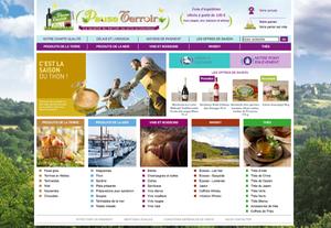 Pause-Terroirs.com, les produits des terroirs en direct des producteurs