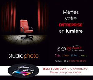 Vénez nous rencontrer au Salon des savoir-faire de l'Industrie à Chartres